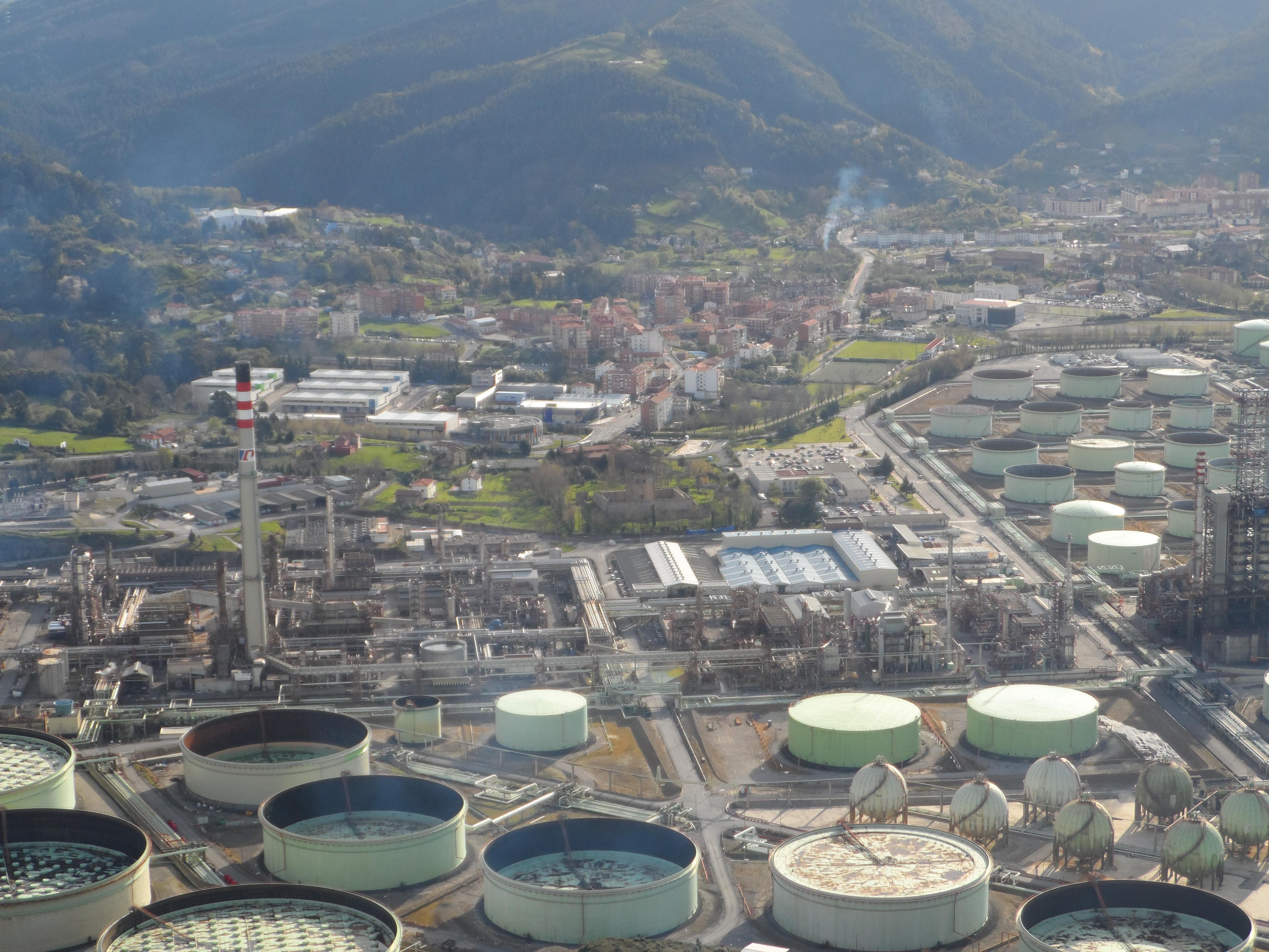 Basque Groundhopping 14 Petronor Muskiz